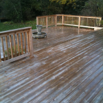 Deck build Lee Price Contractors Bartlett IL 60103