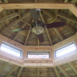 Intricate Wood Ceiling Lee Price Contractors Bartlett IL 60103