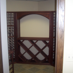 Wine rack Lee Price Contractors Bartlett IL 60103