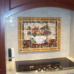 Tiled Backsplash Lee Price Contractors Bartlett IL 60103