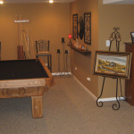 Basement Remodel Lee Price Contractors Bartlett IL 60103