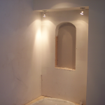 Recessed Wall Shelf Lee Price Contractors Bartlett IL 60103