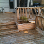 Deck Railing Lee Price Contractors Bartlett IL 60103
